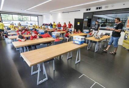 Dětská univerzita ČVUT v Praze 2016